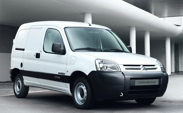 Шумоизоляция Citroen Berlingo